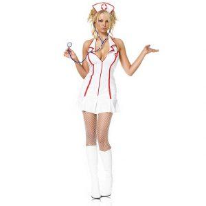 Krankenschwester zum Valentinstag