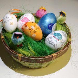 Von Eiern und Hasen – Alles für das Osterkörbchen