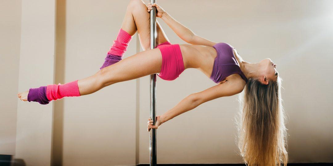 Pole Fitness – Poledance ist heiß, sexy und effektiv