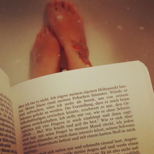 New Passion in der Badewanne