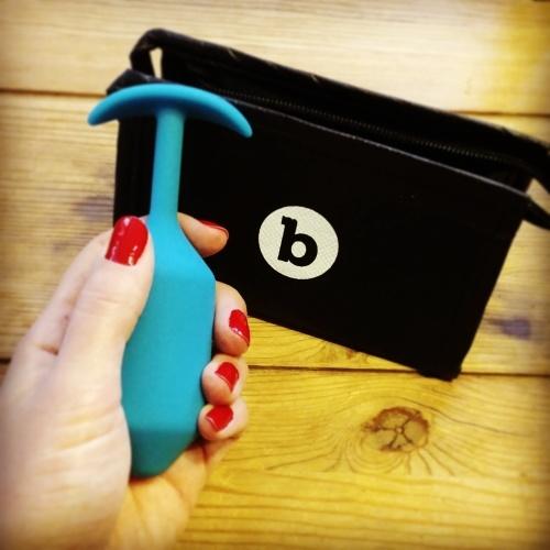 Top Platz 2: b-Vibe Snug Plug