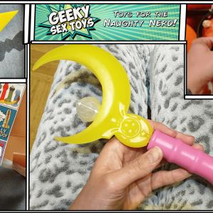 Nerdiger geht's kaum – Geeky Sex Toys