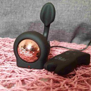 Belou – das fernsteuerbare Vibro-Ei mit Doppelstimulation