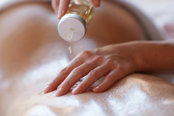 Entspannende Massage im DIY-Adventskalender