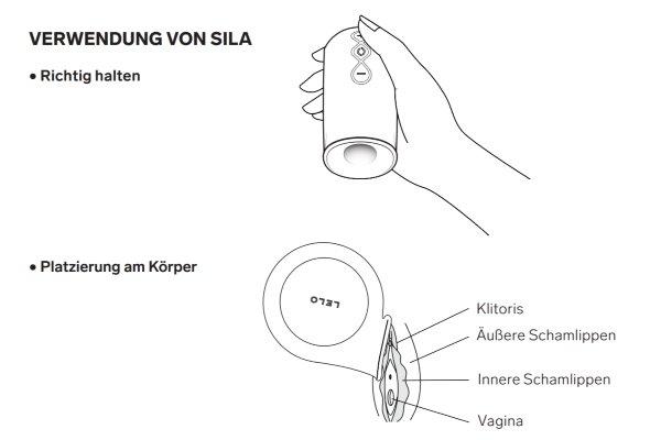 LELO SILA Handbuch