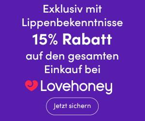 Lovehoney Rabatt