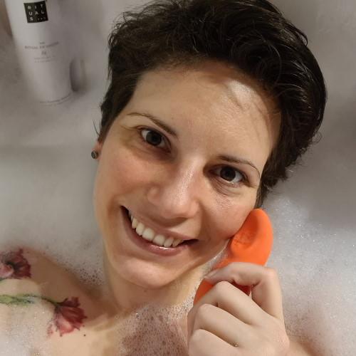 We-Vibe TouchX in der Badewanne